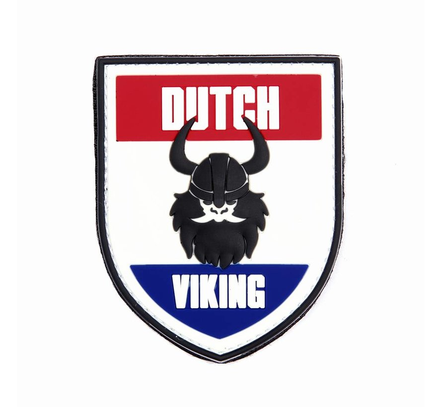 Dutch Viking PVC Patch