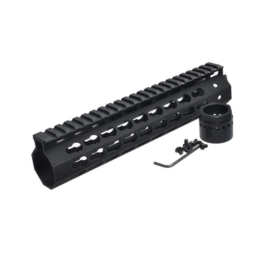 Strike Industries Mega Fins Handguard Rail 9""