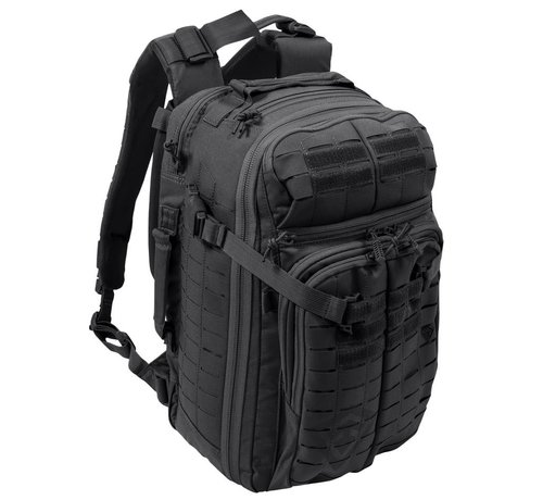First Tactical Half-Day Backpack (Black)