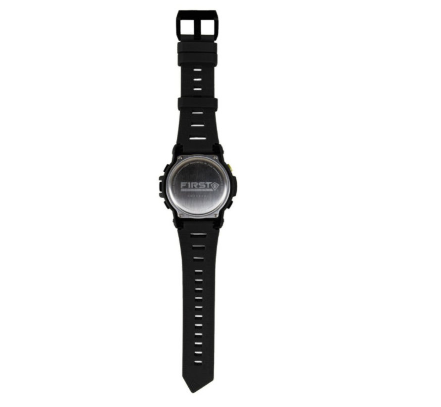 Canyon Digital Compass Watch (Black)