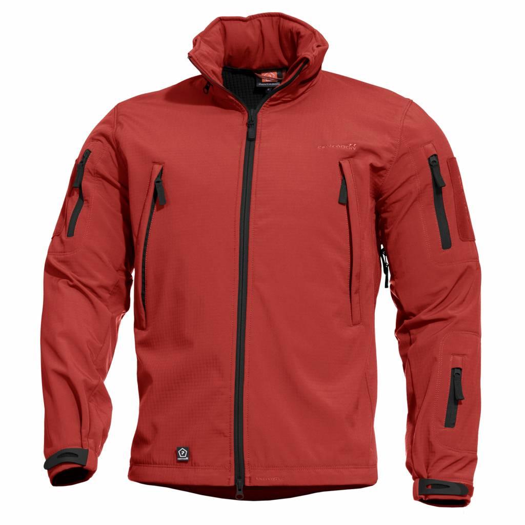 ccd0468e5 Pentagon Artaxes Softshell Jacket (Red)
