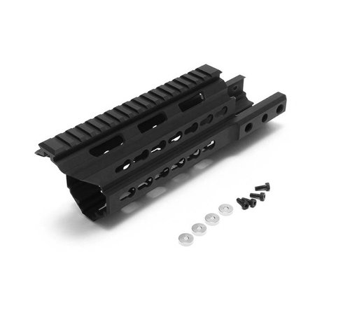 Laylax Nitro.Vo Krytac Kriss Vector Keymod Handguard Medium (190mm)