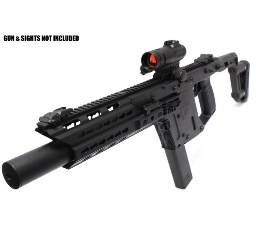 Nitro.Vo Krytac Kriss Vector Keymod Handguard Medium (190mm)