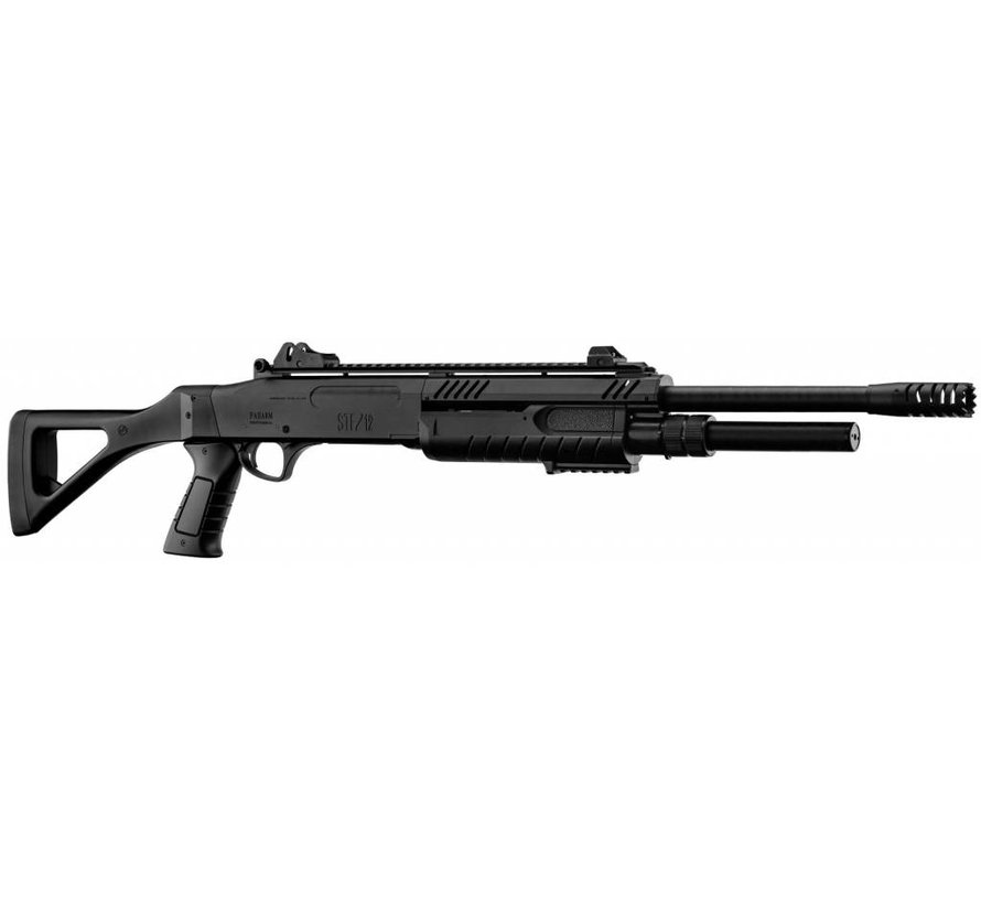 FABARM STF/12-18 Spring Shotgun (Black)