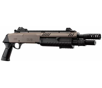 BO FABARM STF/12-11 Short Spring Shotgun (Dark Earth)