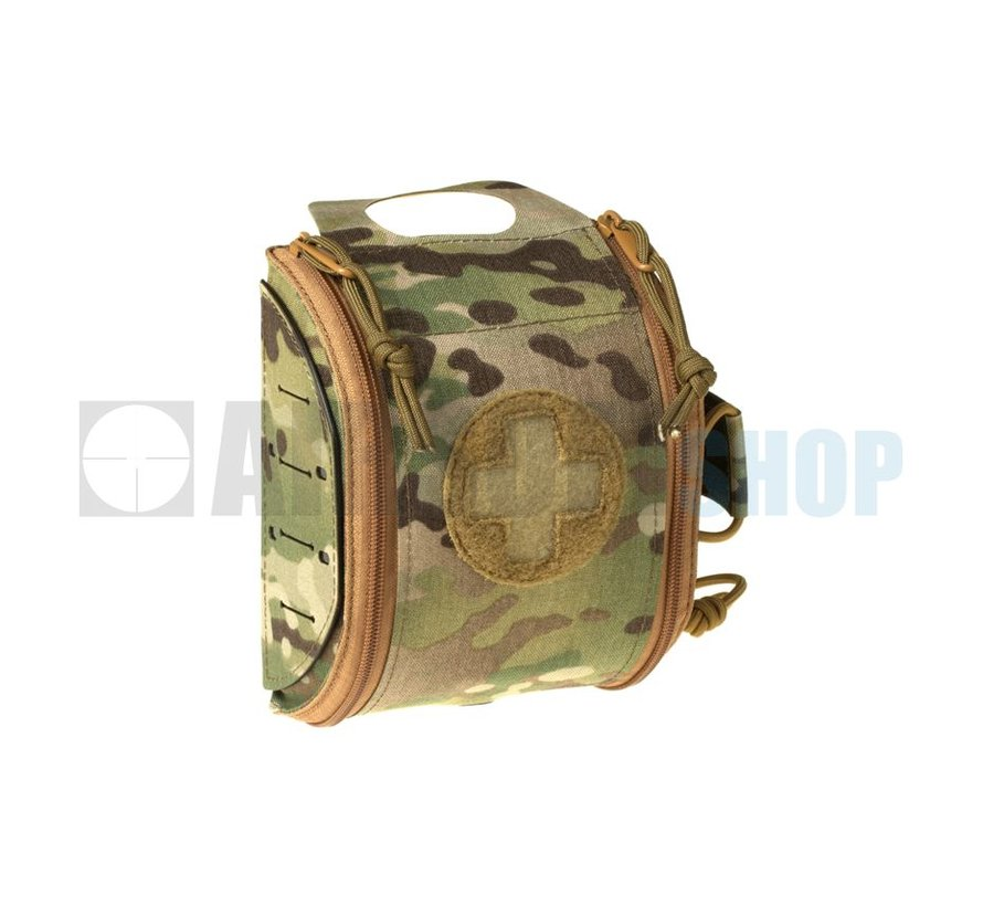 Silent First Aid Pouch (Multicam)