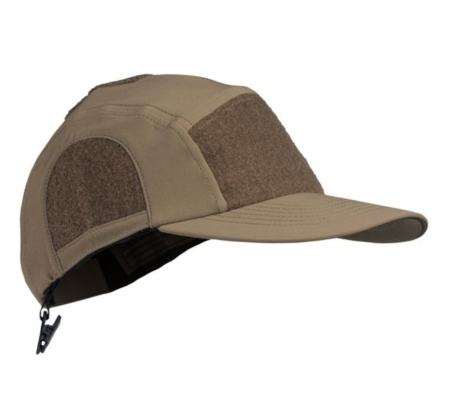 Light Shell Privateer Cap (Coyote)