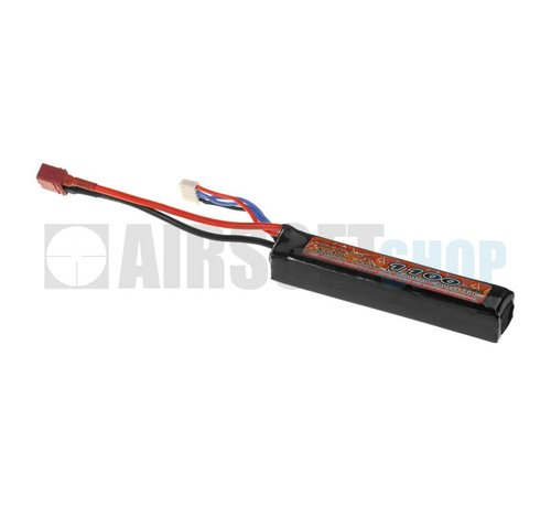 VB Power LiPo 11.1V 1100mAh 20C Stick Type (Deans)