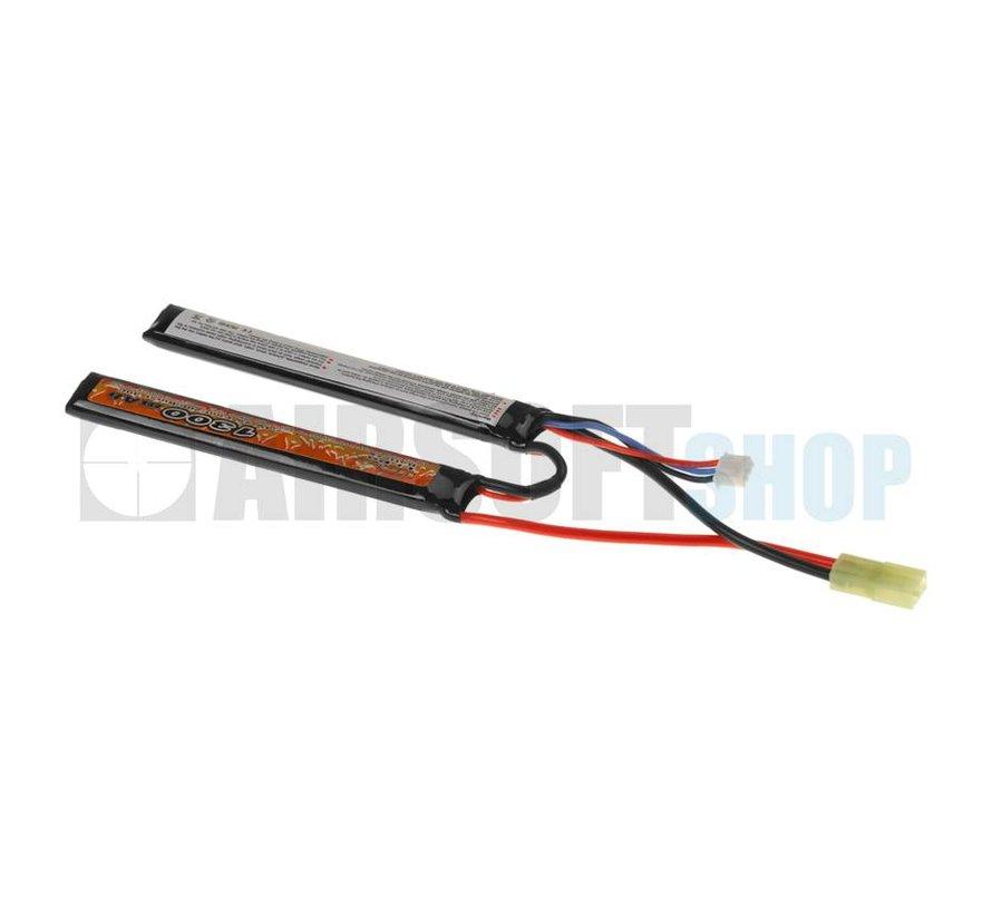 LiPo 7.4V 1300mAh 20C Nunchuck Type