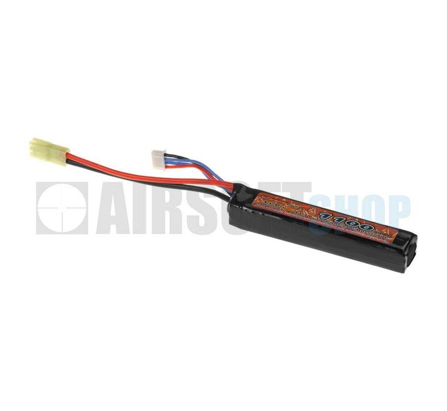 LiPo 11.1V 1100mAh 20C Stick Type