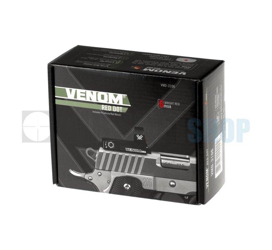 Venom Red Dot 6 MOA