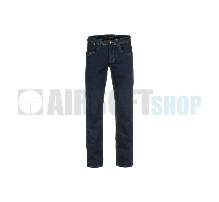Blue Denim Tactical Flex Jeans (Midnight)