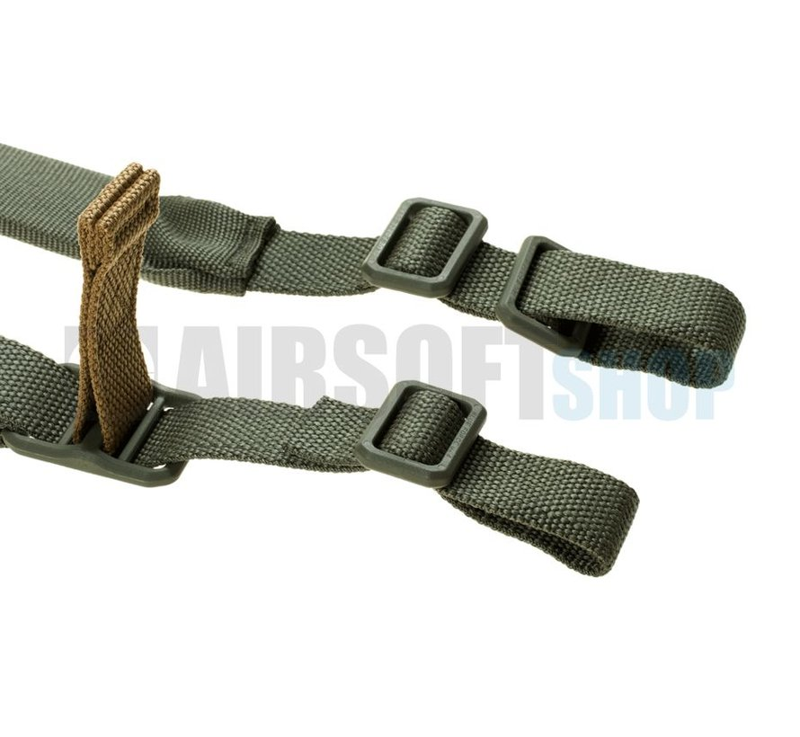 Vickers Combat Application Sling Padded (Olive Drab)