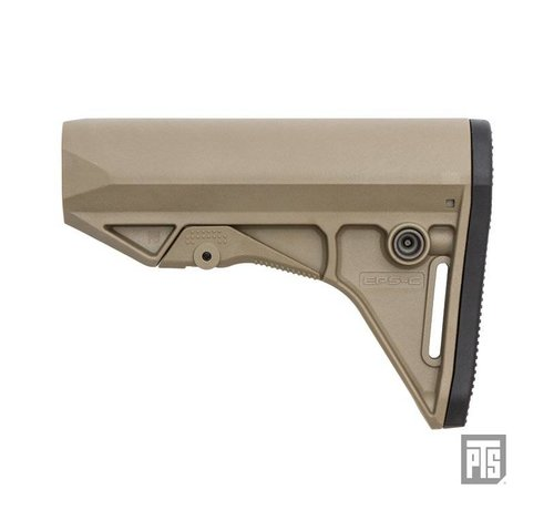 PTS Enhanced Polymer Stock Compact (EPS-C) (Dark Earth)