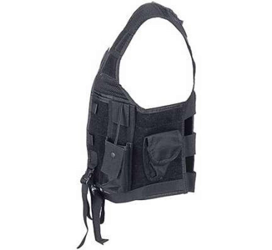 Mesh Concealment Vest (Black)