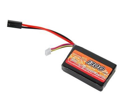 VB Power LiPo 7.4V 1300mAh 15C Mini Type