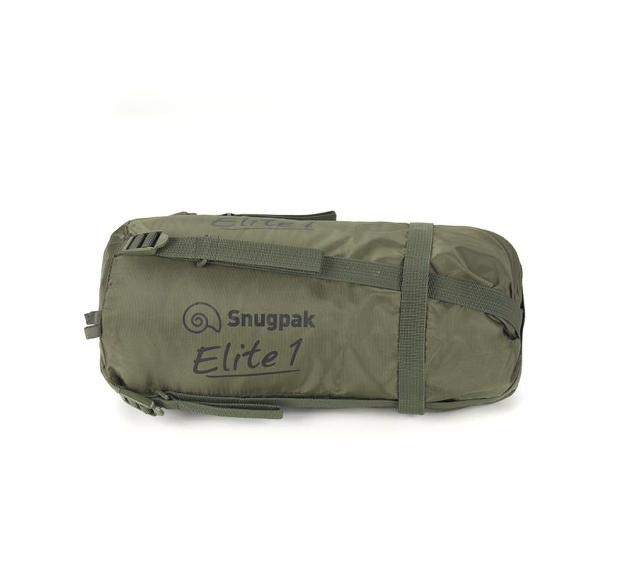 Softie Elite 1 Sleeping Bag (Olive)