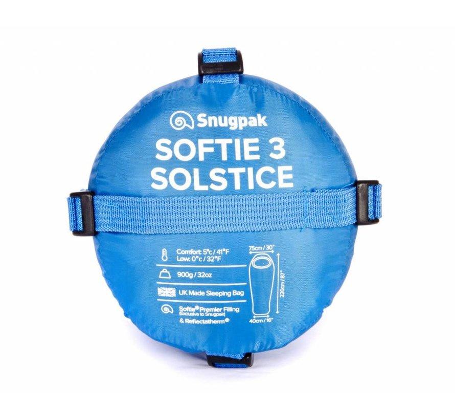 Softie 3 Merlin Sleeping Bag (Desert)