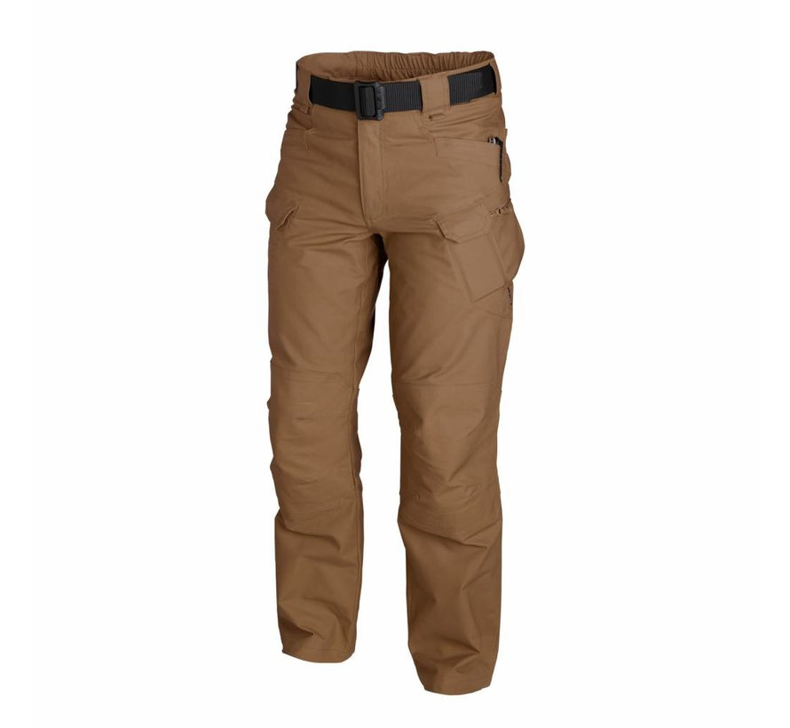 Urban Tactical Pants (Polycotton Ripstop) (Mud Brown)