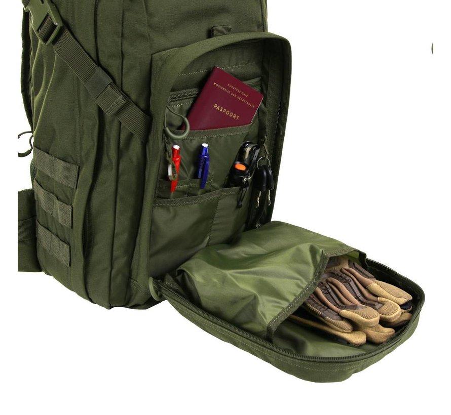 Multi Sling Bag (Olive Drab)