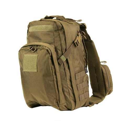 101 Inc Multi Sling Bag (Coyote)