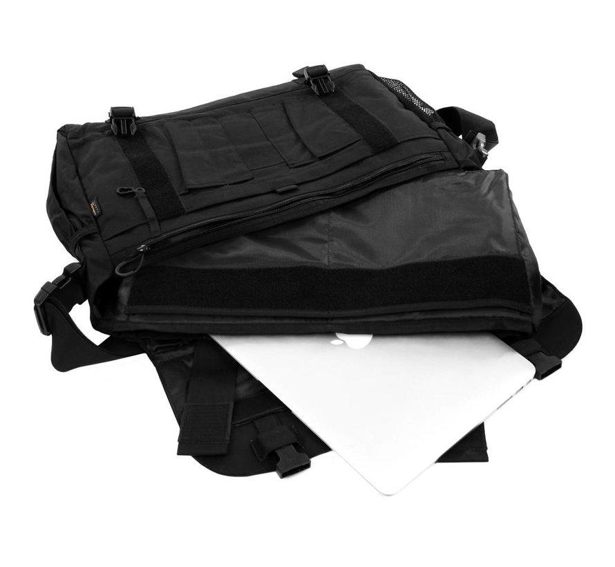 Messenger Bag (Olive Drab)