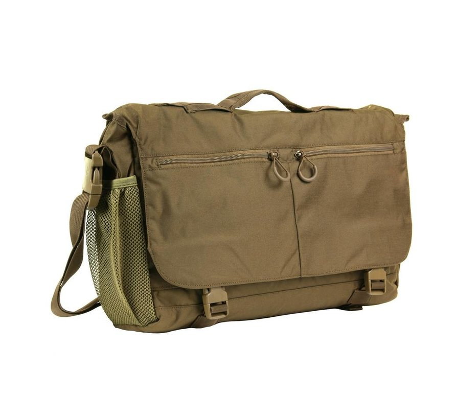 Messenger Bag (Coyote)