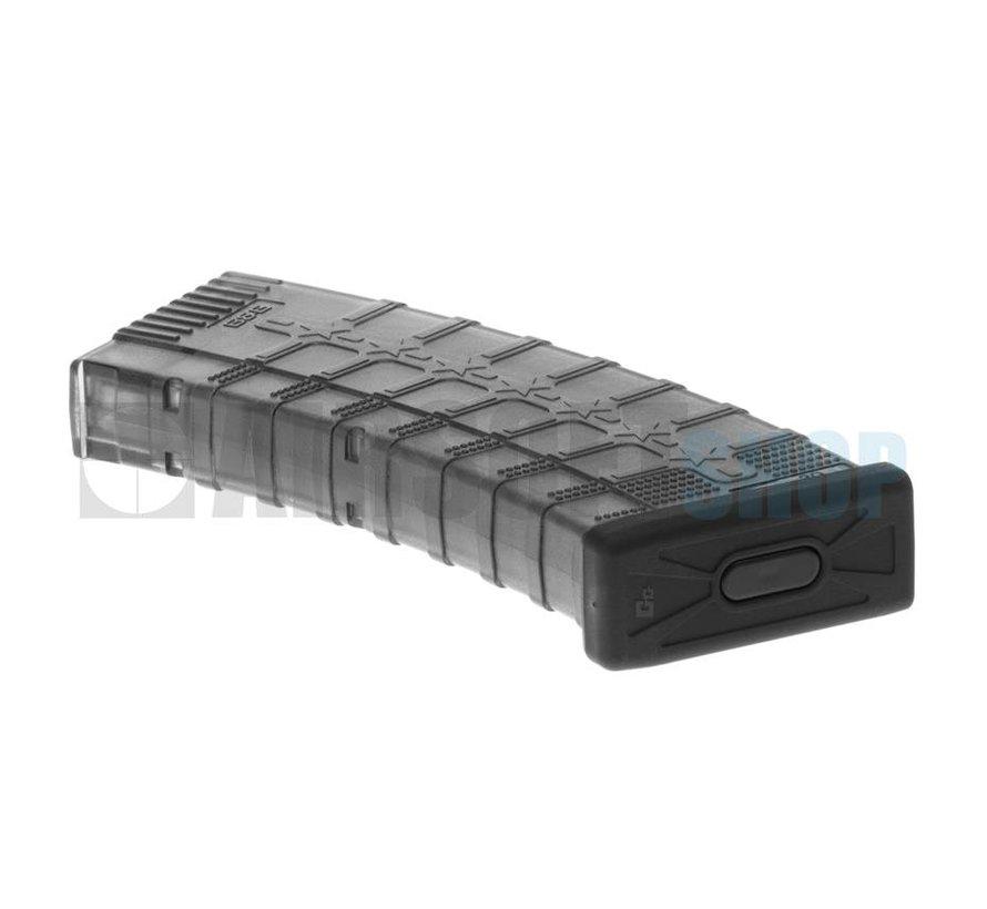 RK74 T/E/CQB Midcap 115rds (Smoke)
