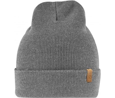Fjällräven Classic Knit Hat (Grey)