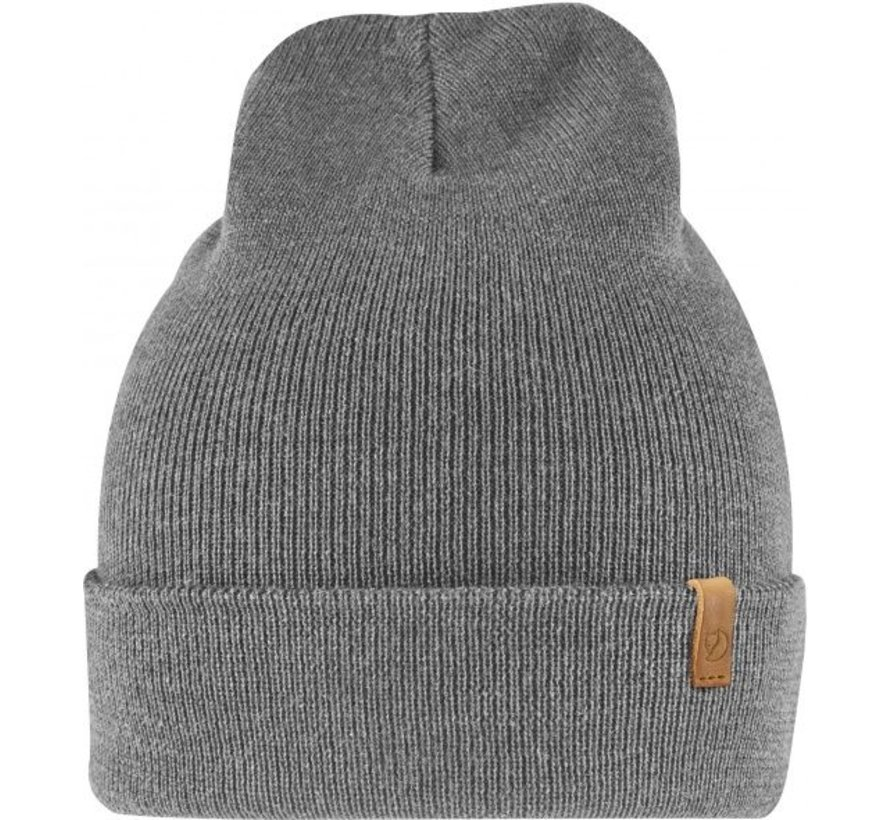 Classic Knit Hat (Grey)