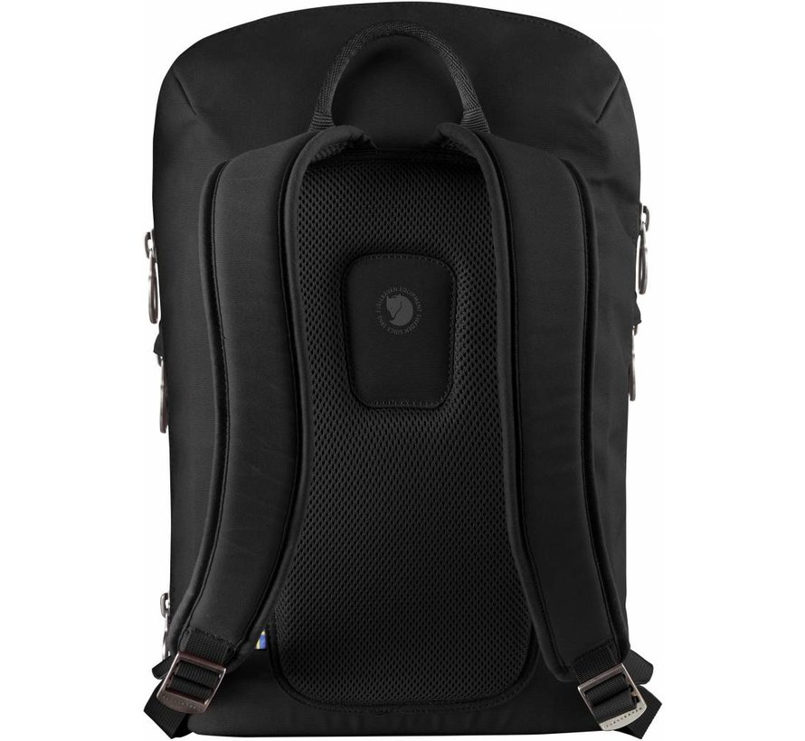 Kiruna Backpack (Black)