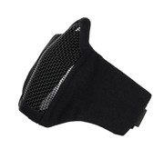 101 Inc Nylon / Mesh Face Mask (Black)