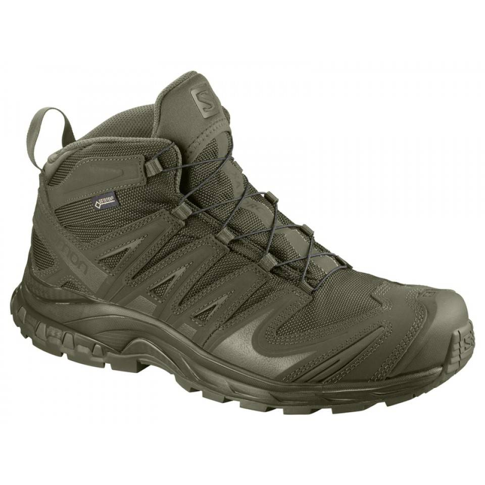 separation shoes e4be4 72f09 XA Forces MID GTX (Ranger Green)
