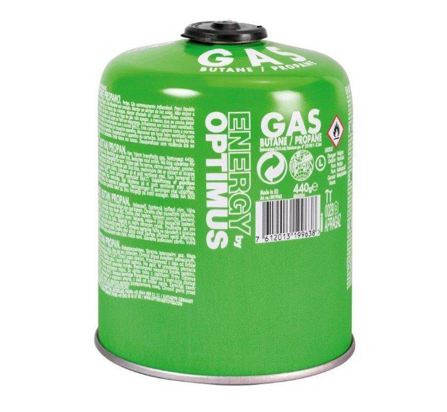 Self-Sealing Gas Cartridge 440g