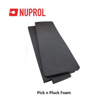 NUPROL Pluck Foam for Large Hard Case