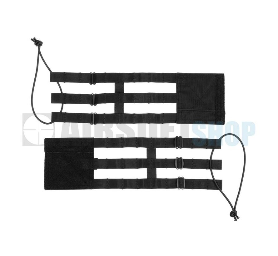 AVS 3-Band Skeletal Cummerbund (Black)
