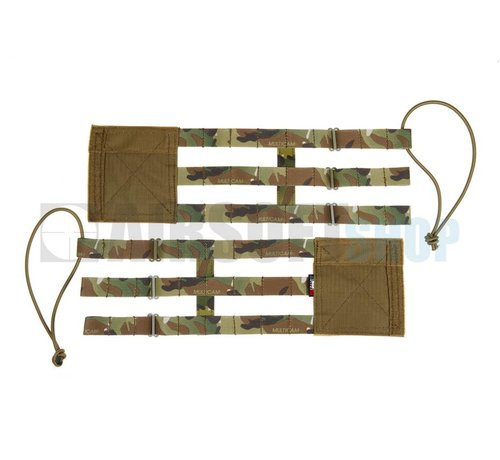 Crye Precision by ZShot AVS 3-Band Skeletal Cummerbund (Multicam)