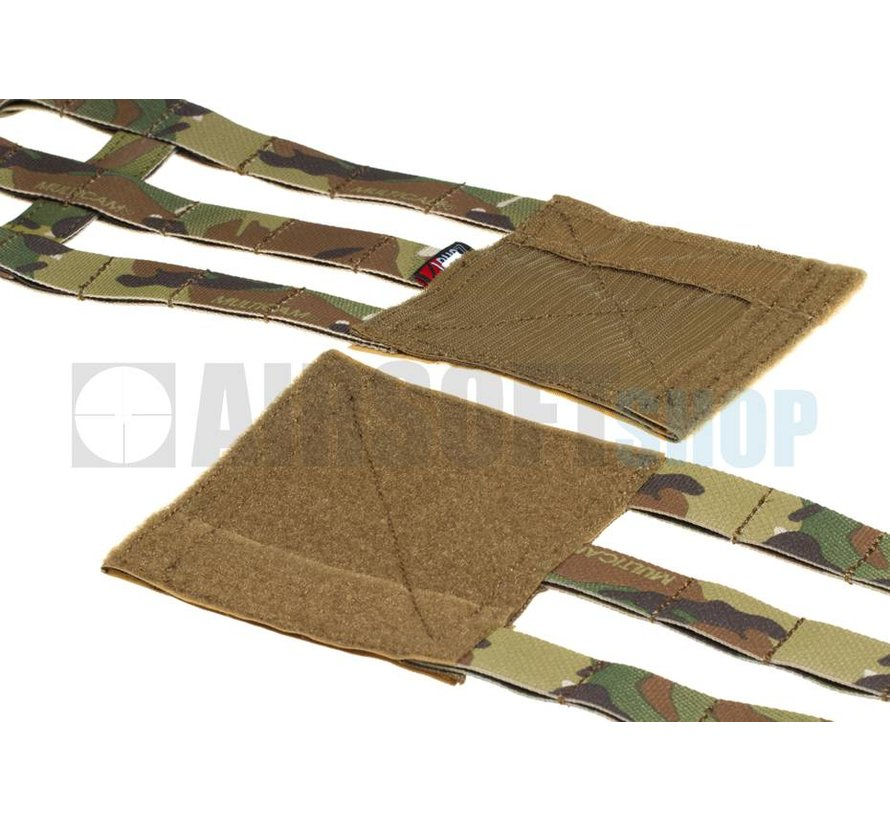 AVS 3-Band Skeletal Cummerbund (Multicam)