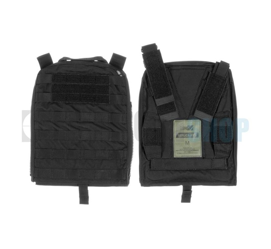AVS Base Configuration Plate Carrier (Black)