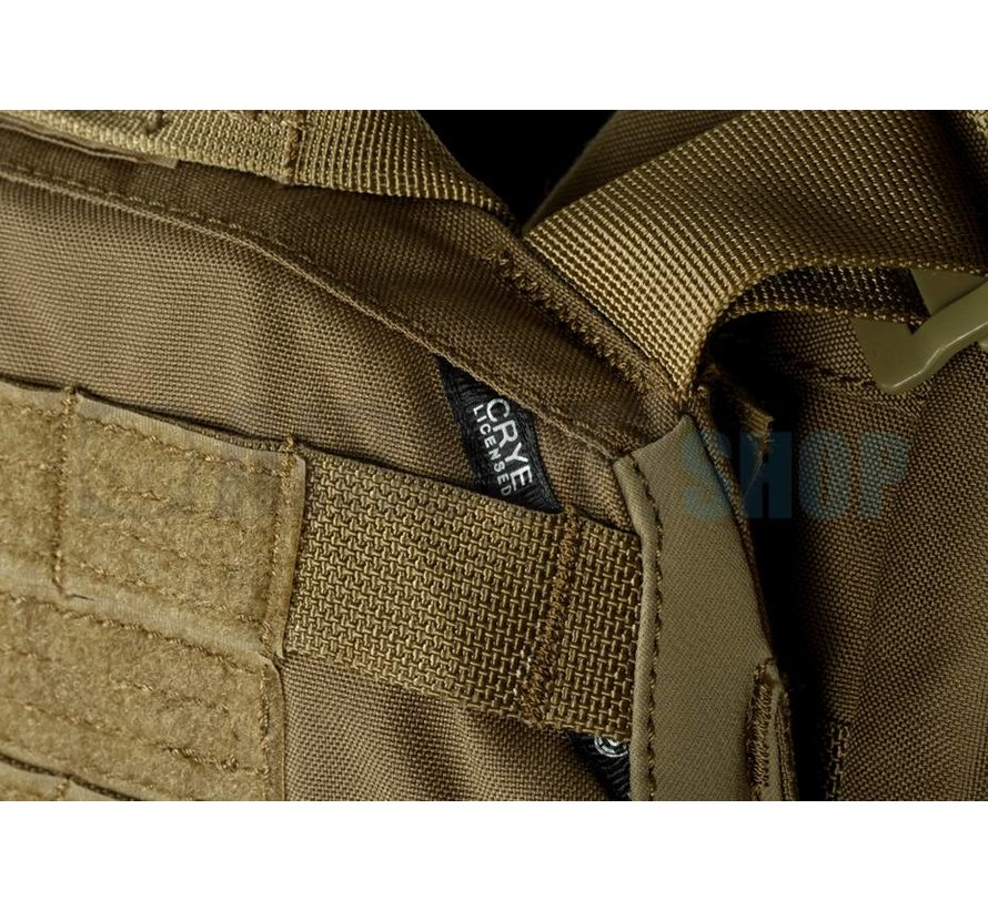 AVS Base Configuration Plate Carrier (Coyote)