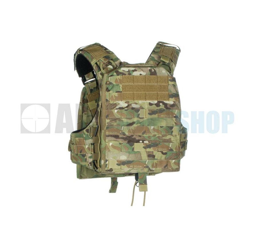AVS Base Configuration Plate Carrier (Multicam)