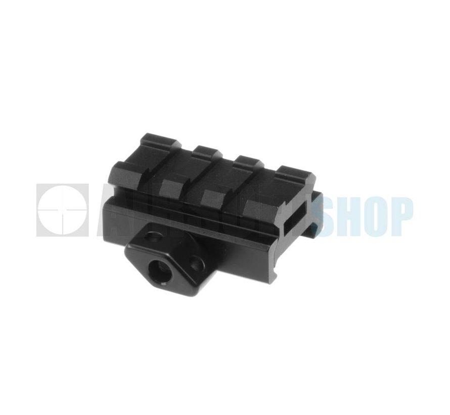 Low Profile 3-Slot Twist Lock Riser