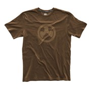 Magpul Fine Cotton Topo T-Shirt (Dark Brown)