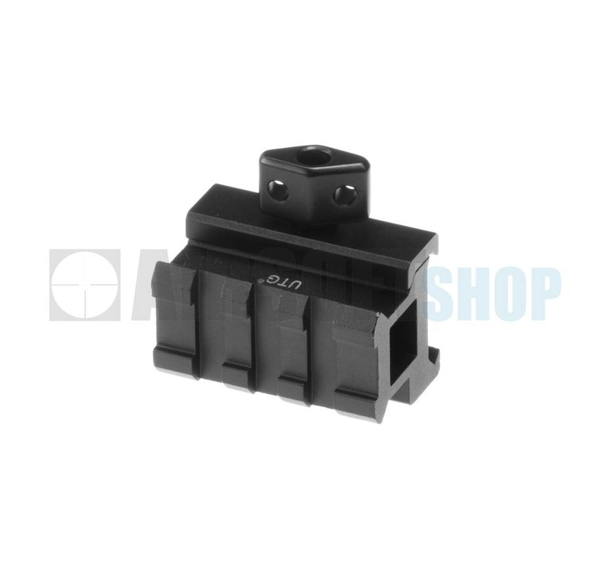 Medium Profile 3-Slot Twist Lock Riser