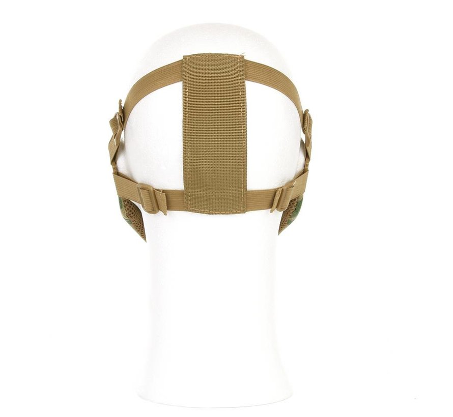 Nylon / Mesh Face Mask (MARPAT)