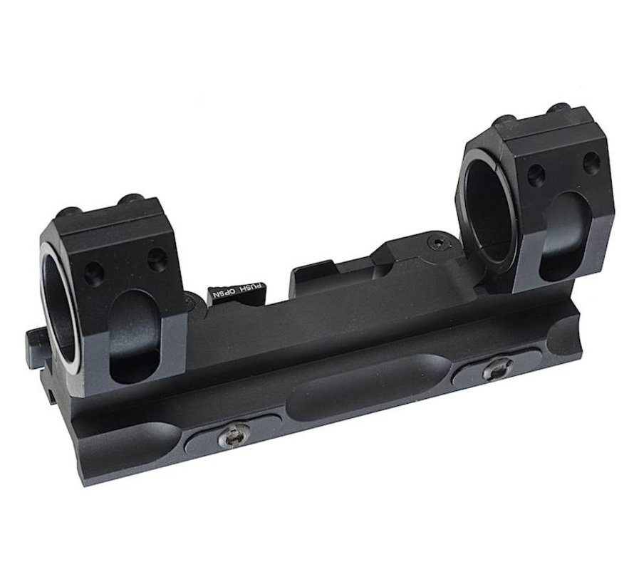25mm/30mm QD Dual Scope Mount