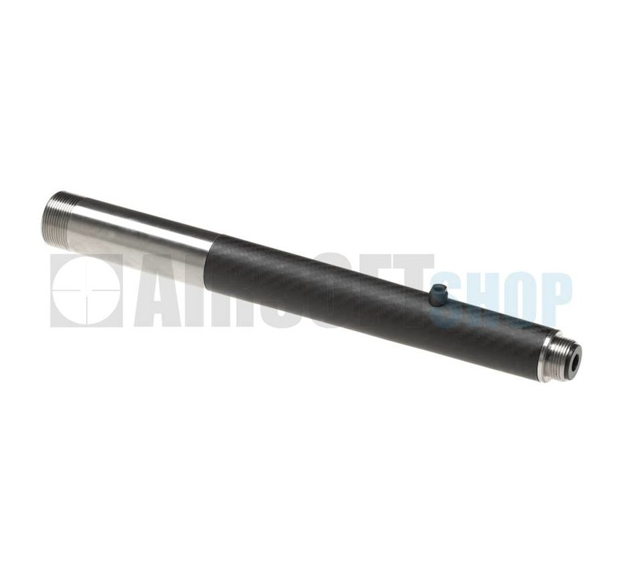 Amoeba STRIKER S1 Carbon + Steel Outer Barrel (Short)