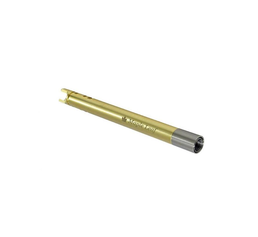 6.04 Crazy Jet 80mm  Barrel (M&P9C/HI-CAPA 4.3/PX4C/XDM3.8 GBB Pistol)