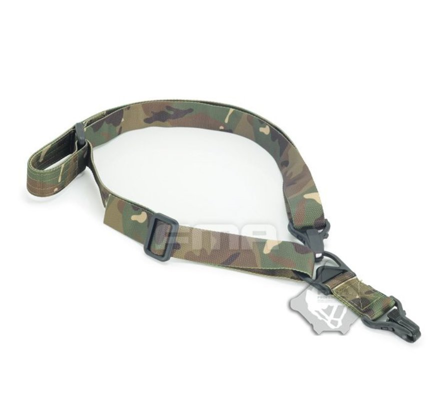 FS3 Multi-Mission Single Point / 2Point Sling (Foliage Green)