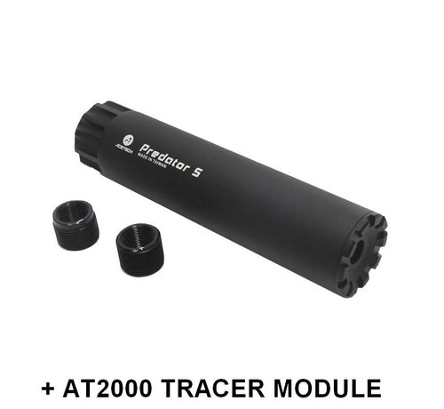 Acetech Silencer Predator S + AT2000 Tracer Module